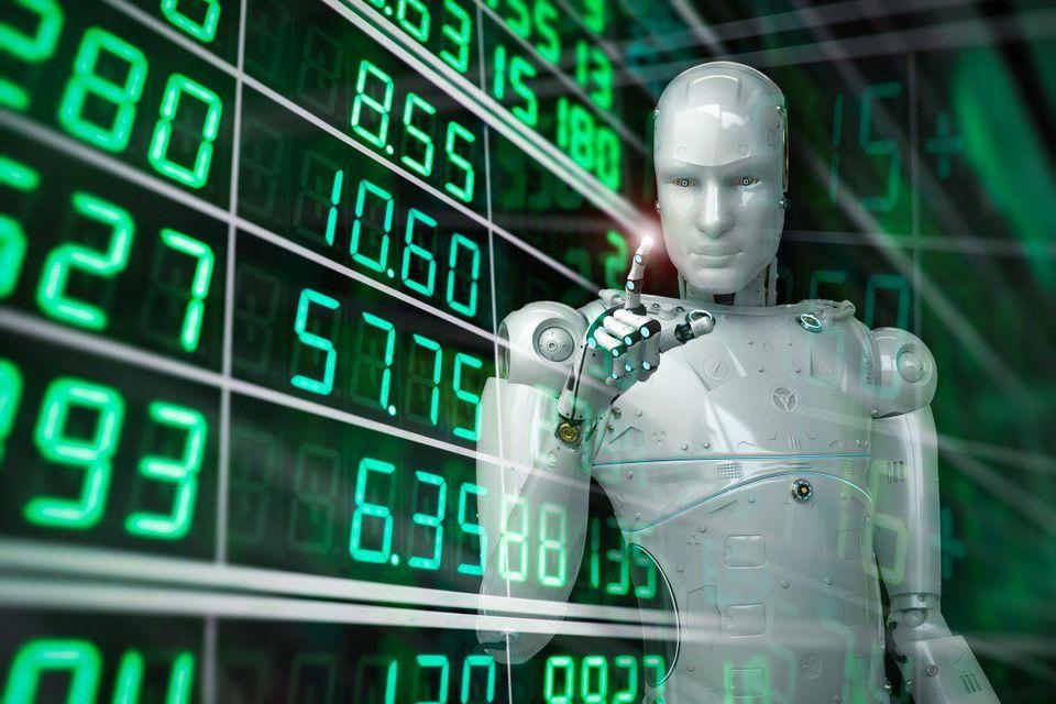 حسابداری با کمک ربات