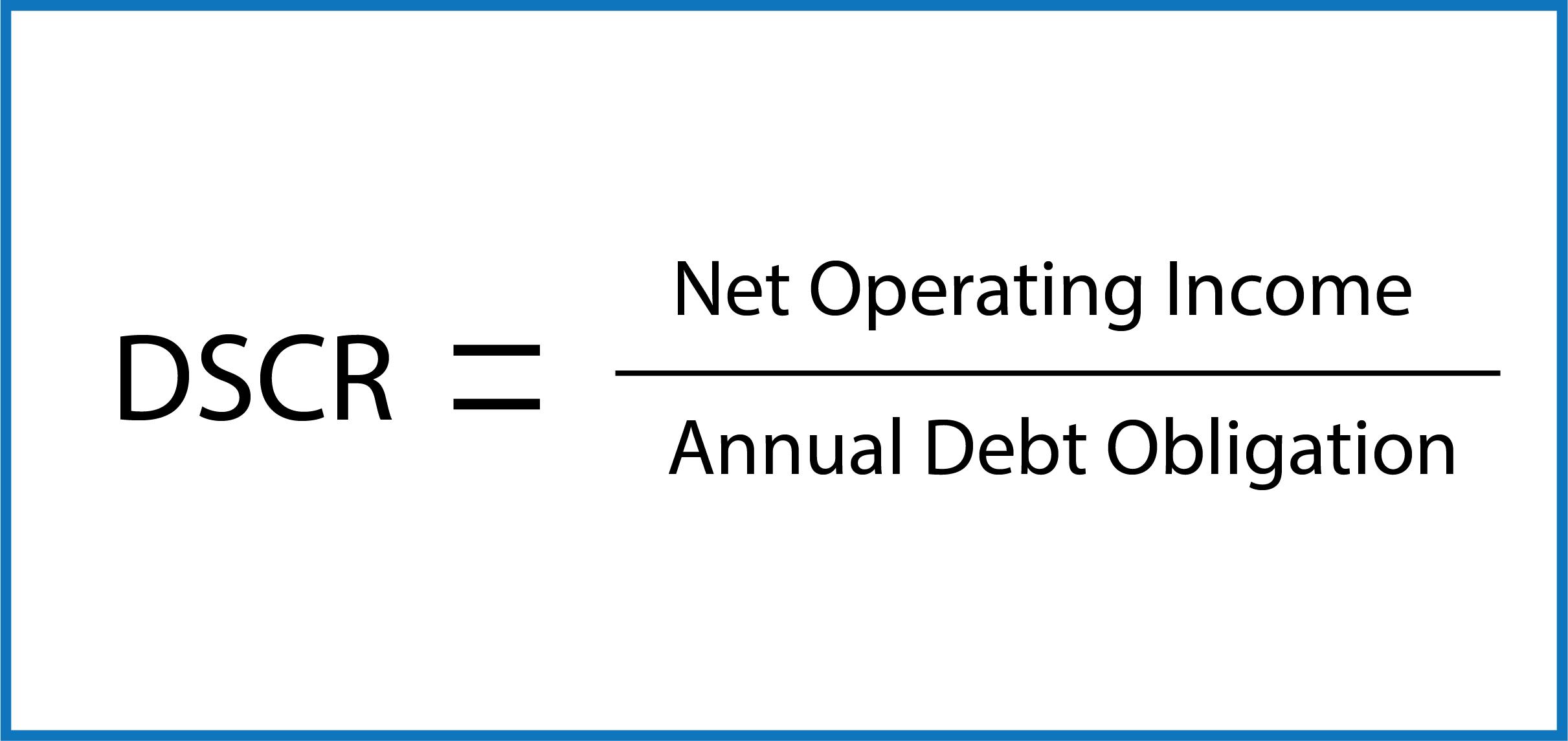 نسبت پوشش خدمات بدهی (DSCR)