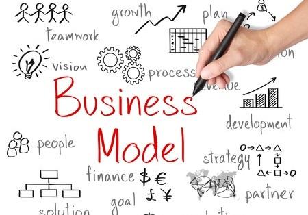 مدل تجاری