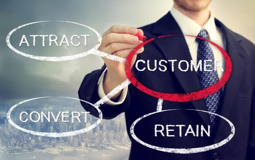 راهکارهای جذب مشتری