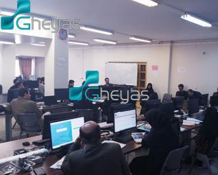 برگزاری دوره ضمن خدمت تامین مدرس، آموزش نرم افزار حسابداری قیاس در دانشگاه شهید رجایی